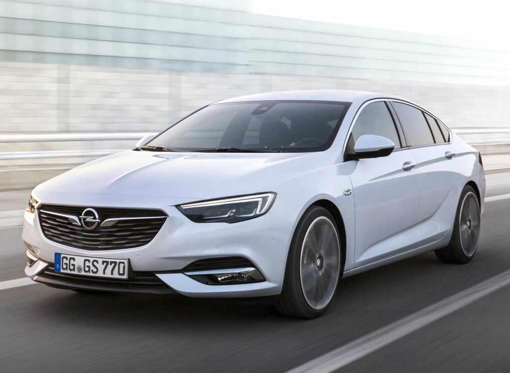 Nuevo Opel Insignia Grand Sport 2017