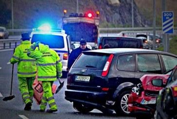 Los tramos de carretera más peligrosos en España en 2016