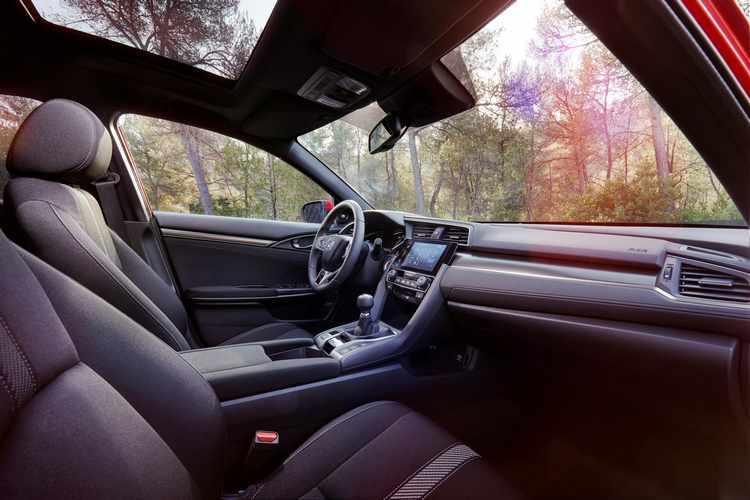 Honda Civic 2017 5 puertas