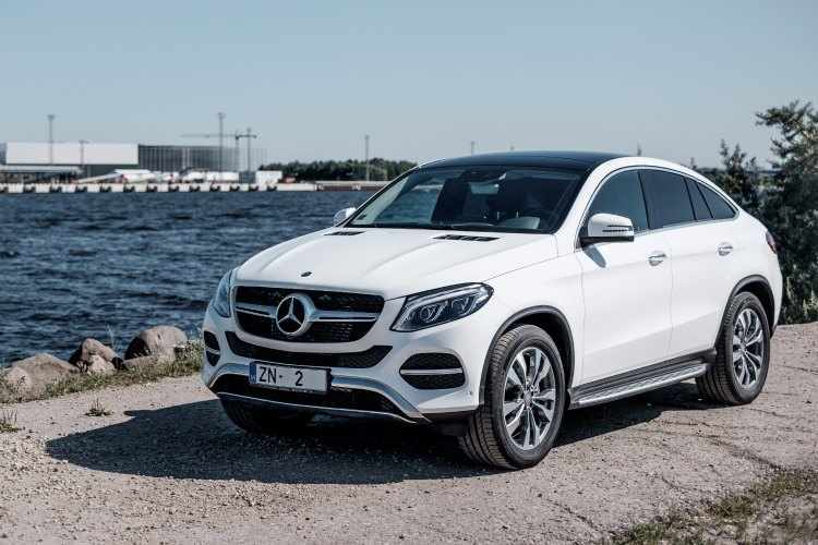 Mercedes-Benz GLE Coupe AMG S
