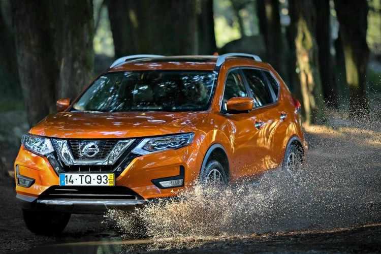5 todocaminos compactos más vendidos - Nissan Qashqai