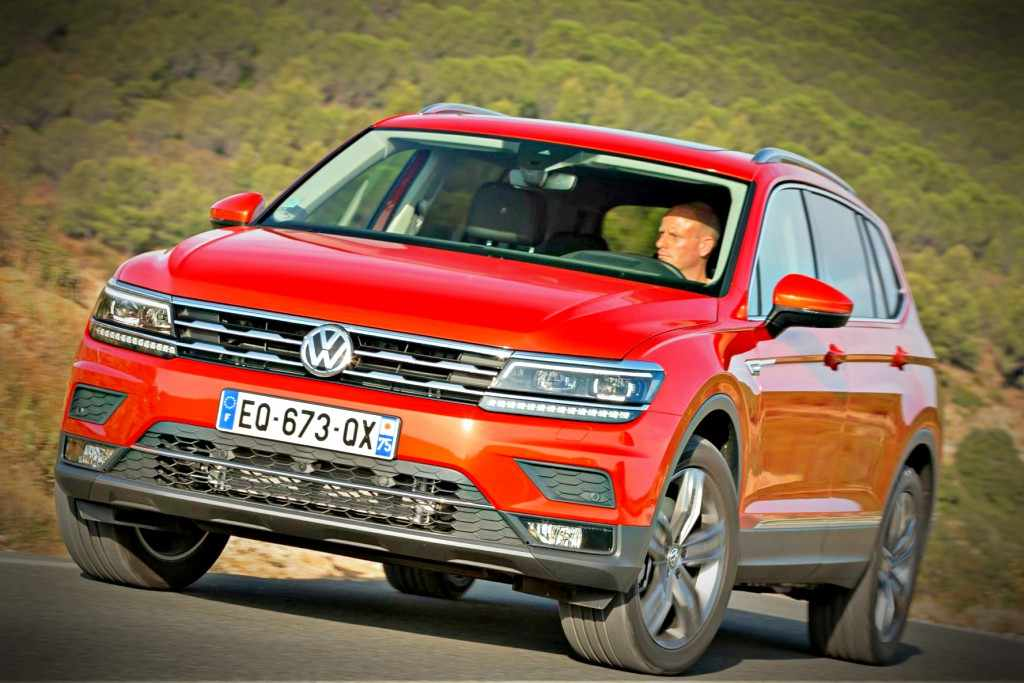 Prueba nuevo Volkswagen Tiguan 2018