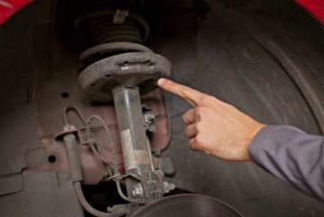 Amortiguadores: Cómo afectan a la conducción