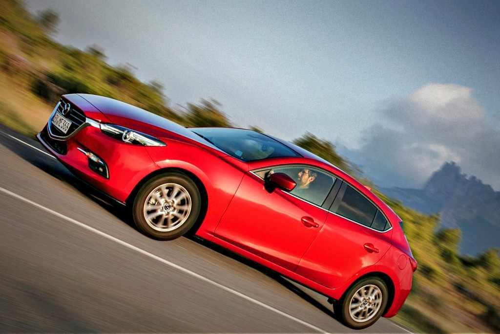 Mazda CX 3 Prueba