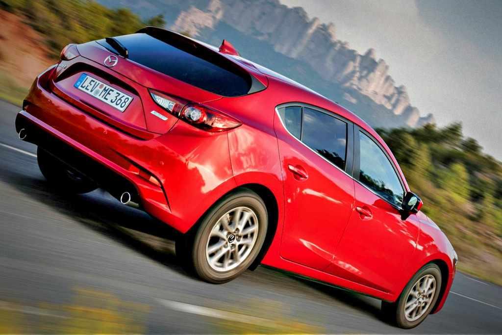 Prueba Mazda CX 3 Gasolina