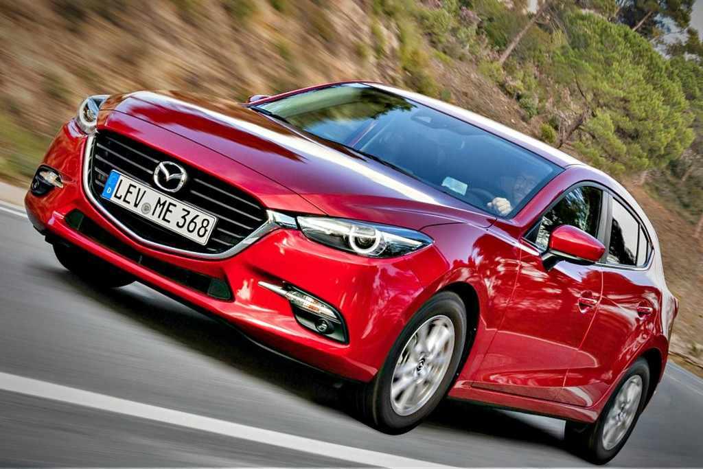 Prueba Mazda CX3