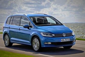 Prueba Volkswagen Touran 2018