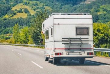 Velocidad máxima para circular de autocaravanas, caravanas y remolques