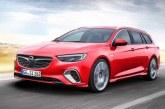 Opel Insignia GSi Sports Tourer, un coche familiar muy deportivo