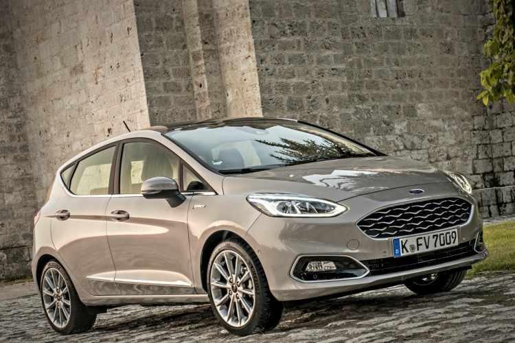 Prueba Ford Fiesta 2018