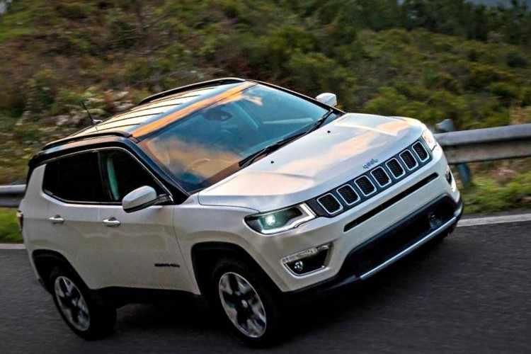 Prueba nuevo Jeep Compass