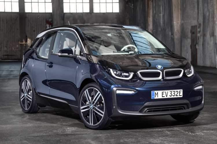 coches electricos BMW
