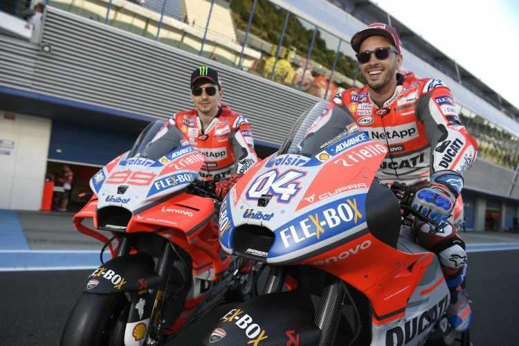 CUPRA nuevo patrocinador de Ducati en MotoGP