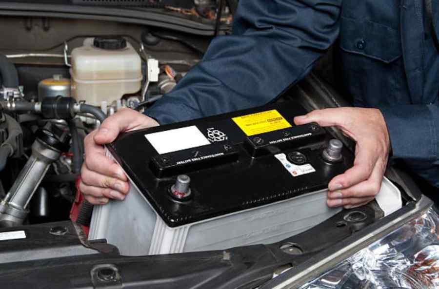 duración batería coche parado