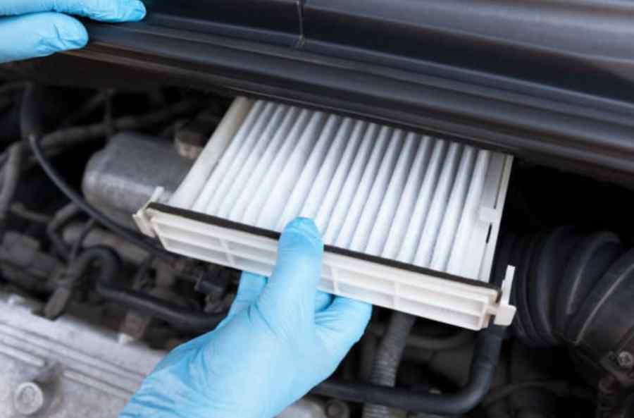 tratamiento aire acondicionado coche